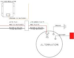two wire alternator schematic diy wiring diagrams \u2022 delco remy 2 wire alternator wiring diagram single wire alternator wiring diagram wiring diagram delco wire rh hannalupi co two wire alternator marine