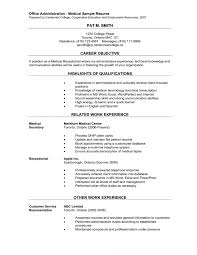 functional resume admin assistant sample care assistant cv resume resume for medical office assistant healthcare resume example front office assistant resume objective officeadministrative assistant resume