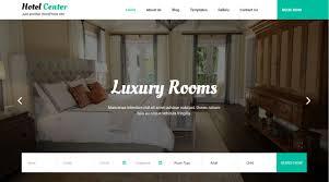 Best Hotel Website Design 2018 Best Hotel Wordpress Themes With Beautiful Designs In 2019