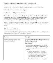 It Support Contract Proposal Sample Software Pricing