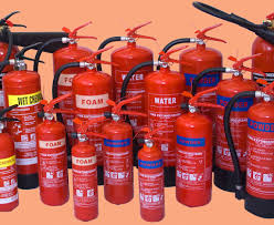 Different Types Of Extinguishers Explained