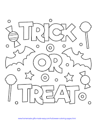 Collect tickets for participating at stations and then turn them in five little pumpkins. 75 Halloween Coloring Pages Free Printables