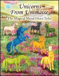 the blue unicorn s journey to osm full color ilrated chapter book by sybrina durant and ilrated
