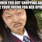 Ugly Asian Girl Meme Generator - Imgflip via Relatably.com