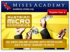 The Mundane Economics of the Austrians   Mises Institute