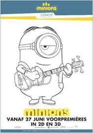 Small Picture Minion Stuart And Jerry Is Shocked The Minion Coloring Page