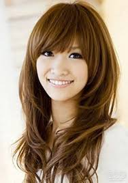 Long Hairstyles For Oval Faces Long Hairstyles With Bangs For Oval Faces Top 12 Ideal Medium