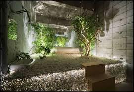 indoor gardening design and lighting ideas interior garden designs hostelgarden rock landscaping house renovation with layout