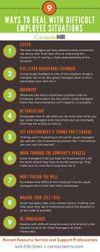 9 ways to deal with difficult employee