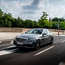 Mercedes C Klasse Im Test Die Macht Alarm Spiegel Online