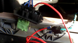 test dodge caravan blower motor and resistor out a volt meter test dodge caravan blower motor and resistor out a volt meter
