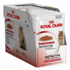<b>Корм</b> для кошек <b>Royal Canin INSTINCTIVE</b> (в желе) | Отзывы ...