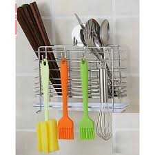 Small Picture Online Get Cheap Wall Mounted Kitchen Spoon Holder Aliexpresscom
