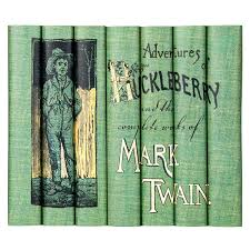 mark twain huckleberry finn set juniper books