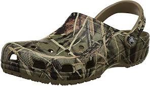 Crocs Men's and Women's Classic Realtree Clog ... - Amazon.com