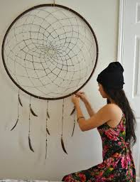 How To Make A Simple Dream Catcher Dream Catcher Yourself DIY Instructions And Pictures Fresh 89