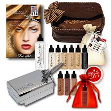 professional airbrush makeup system by belloccio belloccio airbrush makeup kit
