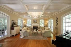 ceiling coffered