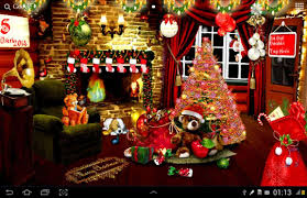 Xmas Live Wallpaper Desktop
