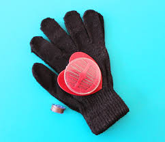 touchscreen gloves kit 14 99 conductive thread and needles to let you wear your