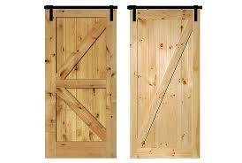 z style barn door