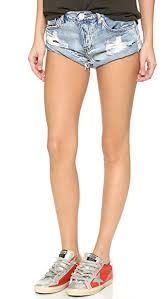 One Teaspoon Clothing Size Chart Hendrix Bandit Shorts