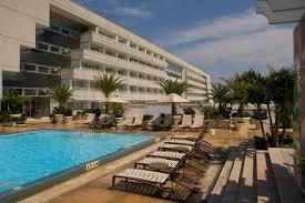 photo of the hyatt regency orlando international airport hotel building