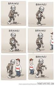 Zombies on Pinterest | Funny Zombie, Meme and Walking Dead via Relatably.com