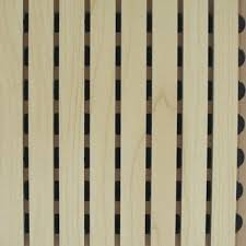 ecosonic wooden acoustic wall panels