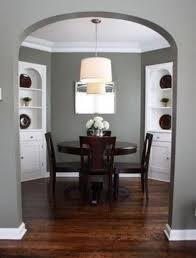 Decorations Appealing Wall Paint Ideas With Benjamin Moore Pewter - Gray dining room paint colors