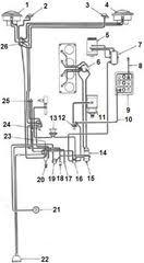 1947 cj2a wiring diagram wiring diagram schematics baudetails info 1947 willys jeep light wiring diagram archives automotive wiring
