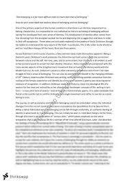 belonging essay emily dickinson year hsc english  belonging essay emily dickinson