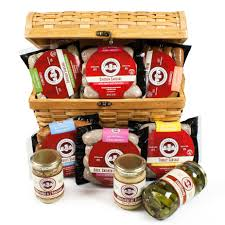 igourmet les trois pes cochons grilling gift basket today overstock 9282985
