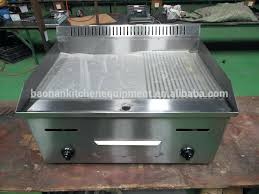 gas griddle grill industrial gas half griddle and half grill for catering implement supplies 36 griddle gas griddle grill