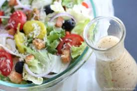 this copycat olive garden salad dressing is as close as it gets to the real deal