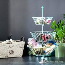 tiered basket stand 3 tier fruit from costco