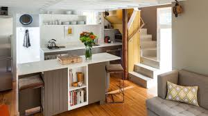 very small house interior design