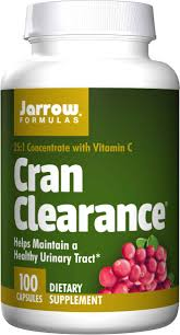<b>Cran Clearance 100</b> capsules - 12:1 cranberry concentrate from ...