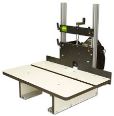 Woodhaven 6004 Horizontal Router Table 4 2 Angle Ease Woodhaven Horizontal Router Table