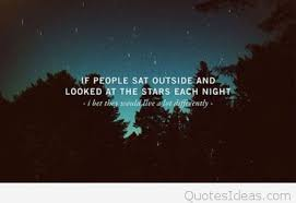 start at night quote image