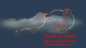Tornado In A Bottle By Bernice Ortiz On Prezi