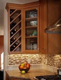 ... wine rack in kitchen cabinets. Download by size:Handphone Tablet  Desktop (Original Size)
