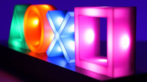 Playstation Light Playstation Icons Light Paladone