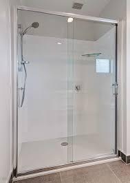 elegant and beautiful sliding shower doors