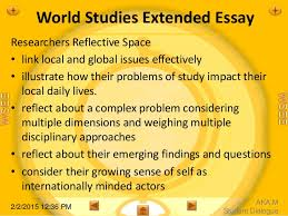 world studies extended essay introduction   14
