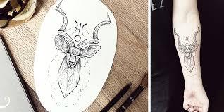 Tetování Není Cejch Tchibo