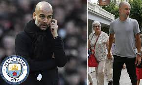 Manchester City boss Pep Guardiola 'will take a pay-cut of his £20m salary'