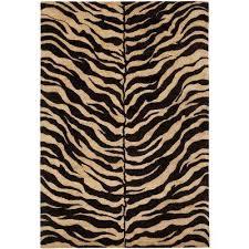 bergama beige brown 4 ft x 6 ft area rug