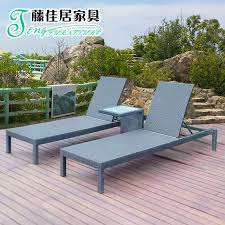 get ations rattan outdoor furniture rattan lying bed pool bed outdoor leisure chairs beach chair chair wicker chair