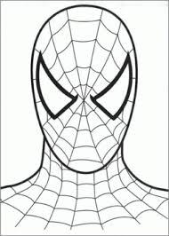 Spiderman Template Spiderman Cake Template Templates Transfers Koeke